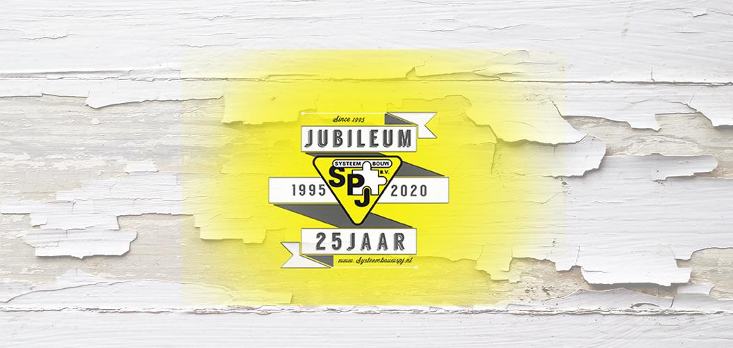 25 Jarig Jubileum Systeembouw SPJ